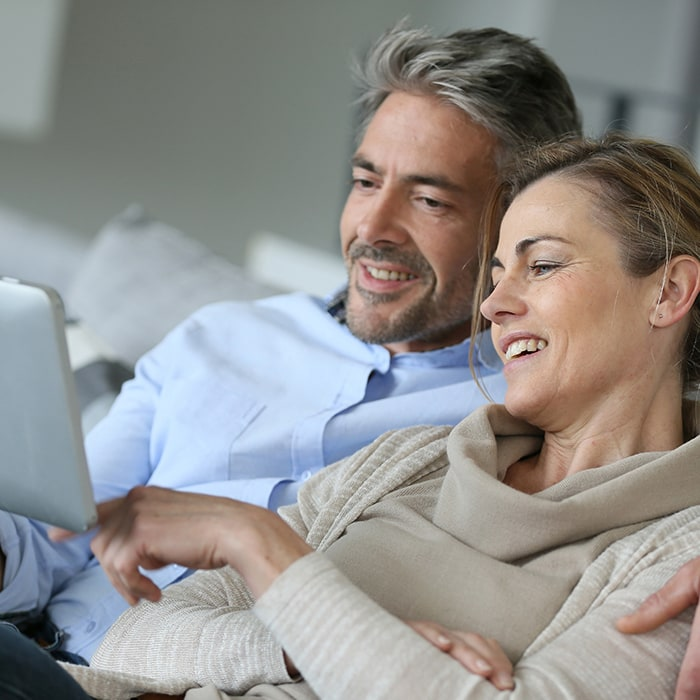 Investment Management Couple
