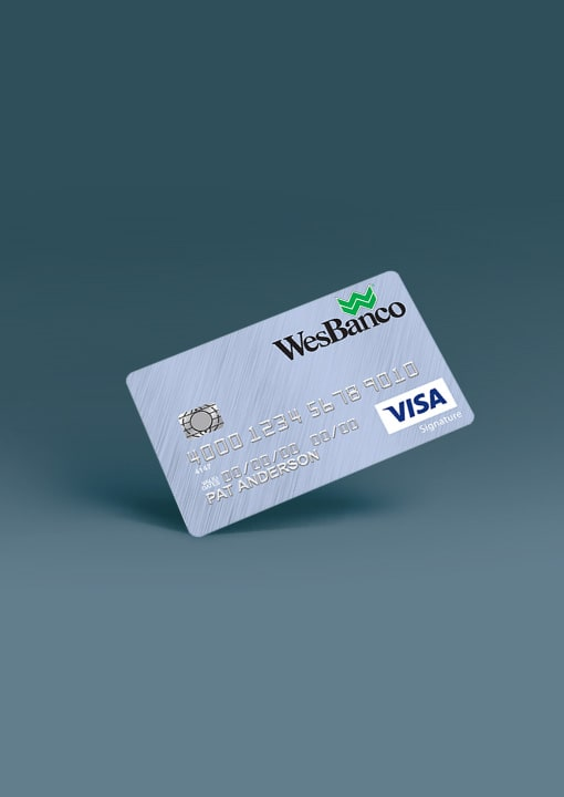 Wesbanco Signature Credit Card