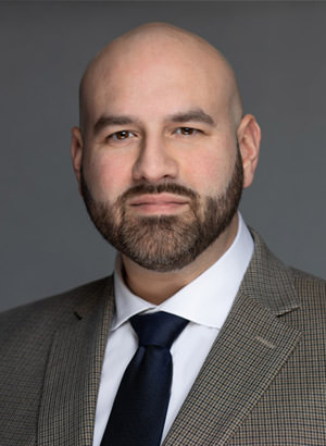 Matthew Ficorilli headshot