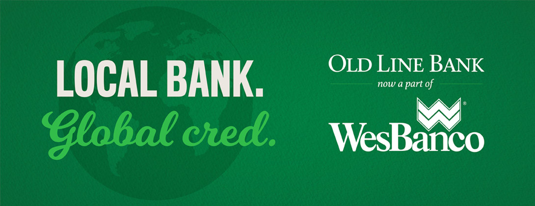 Old Line Bank is Now Part of WesBanco