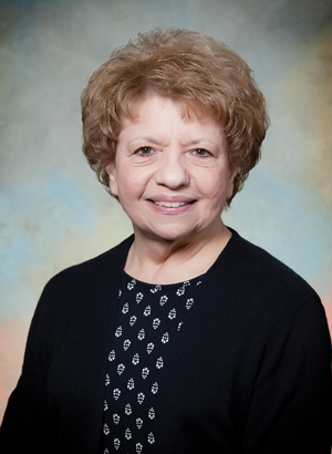 Cynthia Perring, AVP & Senior Personal Trust Officer
