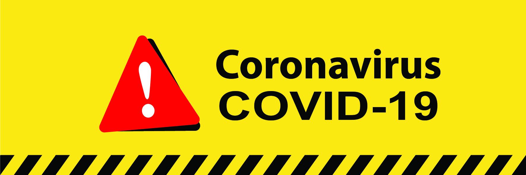 Coronavirus COVID-19 Alert