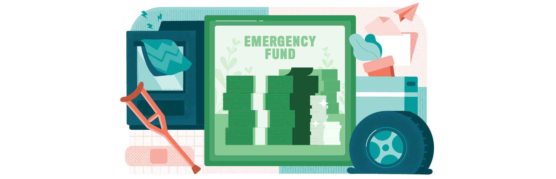 emergency fund illustration
